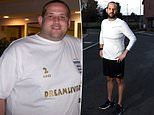 Ross Smith takeaway addict sheds NINE stone after learning his childhood friend had died