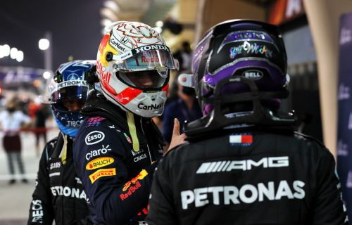 Bottas feels 'excitement' from hunting Red Bull