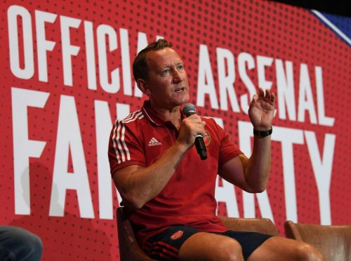 Ray Parlour rates Arsenal's title chances after 100% start