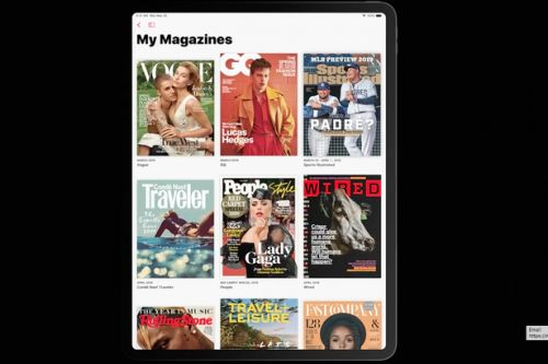 Apple News+: Firm launches updated News service with access to 300 magazines