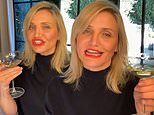 Cameron Diaz, 48, looks youthful, announces the release of her sparkling wine