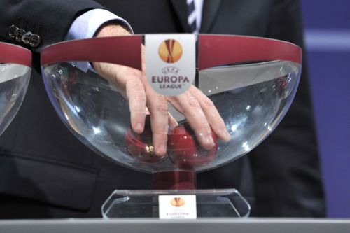 Who can Arsenal and Chelsea face in the last 16 of the Europa League and when is the draw?