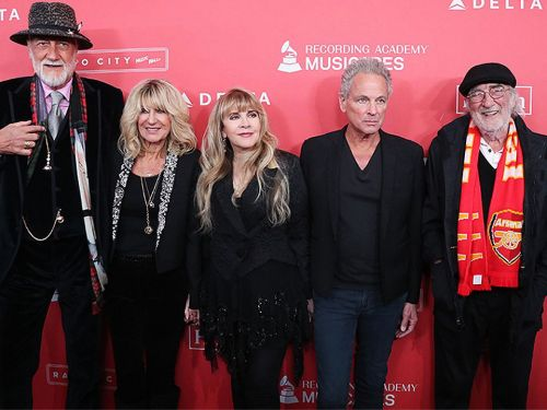 Mick Fleetwood insists Fleetwood Mac have not broken up and will 'find classy way to say goodbye'