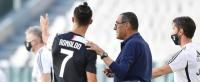 Sarri: 'Surprised by Ronaldo and Cuadrado'