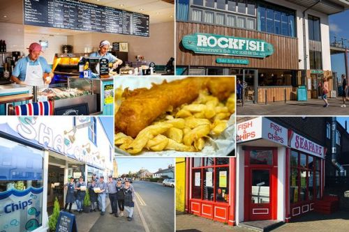 Britain's 10 best fish and chip shops handing out free food today