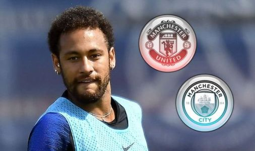Neymar: PSG star may be offered to Man Utd and Man City because of Barcelona issues