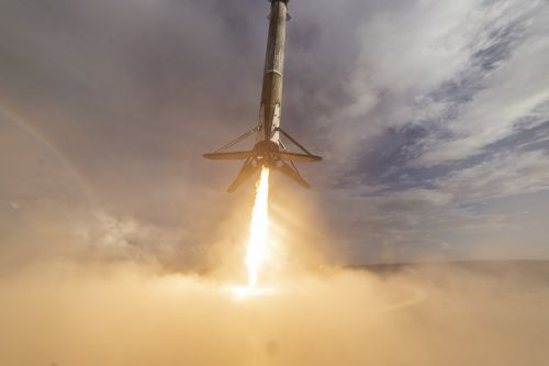 SpaceX likely to move next rocket landing to drone ship
