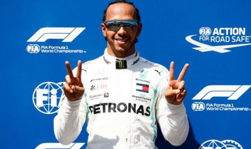 Lewis Hamilton warns: I'm going to be a machine in F1 2020