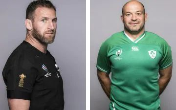 New Zealand vs Ireland, Rugby World Cup 2019: What time is kick-off today, what TV channel is it on and what is our prediction?