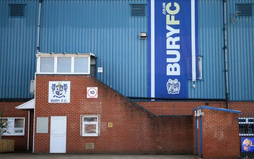 Bury bid under consideration from EFL after sports data company leads rescue mission for troubled club