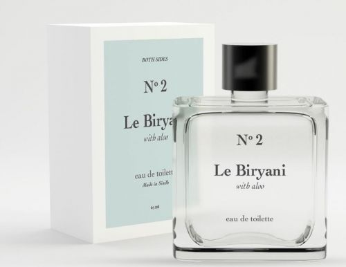 Indian food lovers, Le Biryani perfume may soon be available to you