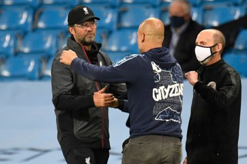 Klopp believes Man City are one of two outright Champions League favourites