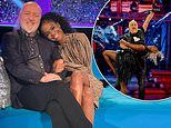 Strictly's Bill Bailey says he MUST win the show as his friends have placed bets on him