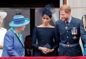The Queen is apparently making frequent visits to check in on Prince Harry and Meghan Markle