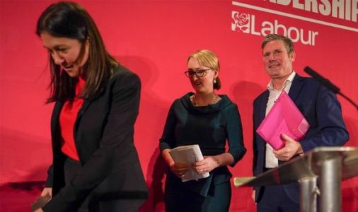 Labour leadership candidates issued dire warning over future of party - 'Doomed to fail'