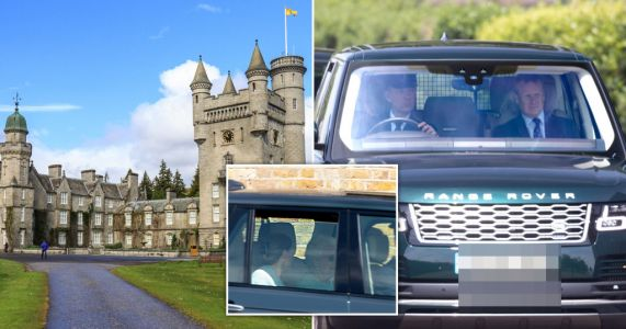 Queen arrives at Balmoral for first summer break without Philip