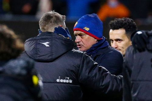 What Jose Mourinho told his Roma players during Bodo/Glimt thrashing as harsh words in 6-1 loss revealed