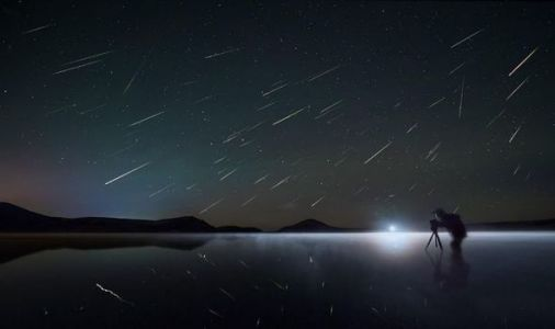 Meteor shower LIVE stream: In case you missed it, watch the Perseids TONIGHT