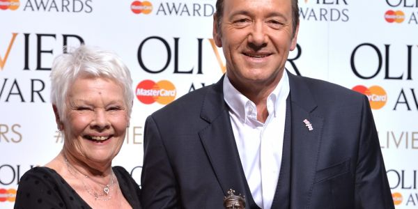 Judi Dench says Kevin Spacey and Harvey Weinstein films should still be respected