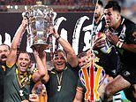 Rugby League World Cup dates for 2022 CONFIRMED. and it WON'T clash with football's World Cup