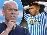 Relegated Serie A side SPAL 'have a severed pig's HEAD left at their training ground'