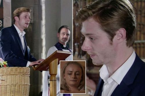 Corrie fans spot hilarious blunder as ITV announces Sinead won't attend her own funeral