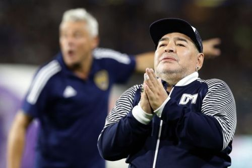 """Maradona cause of death as """"fearless"""" Argentina legend passes away age 60"""