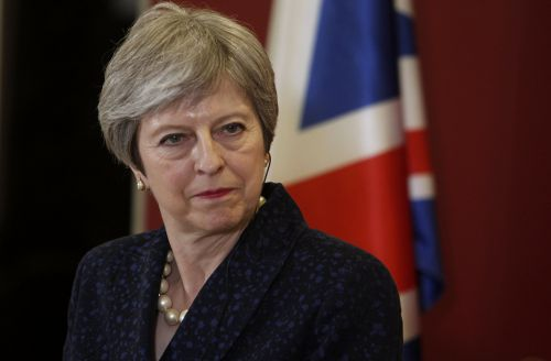 May says Bercow's alleged 'stupid woman' remarks unacceptable