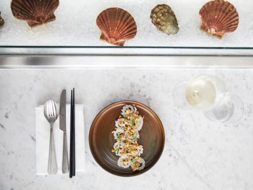 Where to Find London's Freshest Seafood