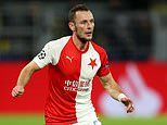 West Ham set to seal deal for Slavia Prague's Vladimir Coufal as he arrives in London for medical
