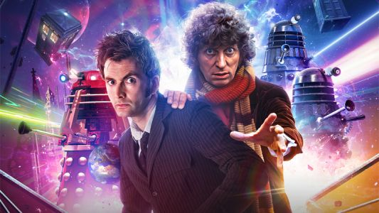 Tom Baker and David Tennant Will Team Up For a New Doctor Who Adventure