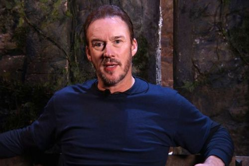 Russell Watson almost quit I'm A Celeb trial as it reminded him of MRI horrors