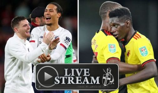 Liverpool vs Watford live stream and TV channel: How to watch Premier League showdown