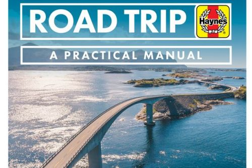 Your road trip adventure begins with new Haynes manual