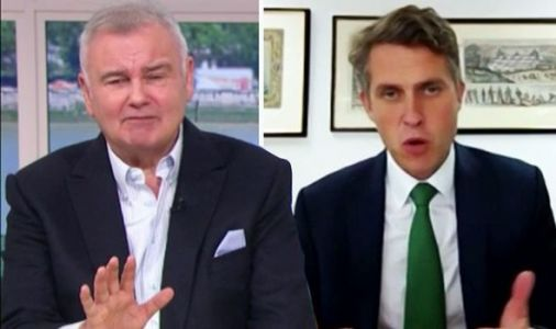 Eamonn Holmes blasts Gavin Williamson in car crash interview 'Don't you trust teachers?'