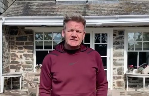 Gordon Ramsay thinks of Cornwall as his 'family home' despite 'hurtful and unnecessary' lockdown criticism