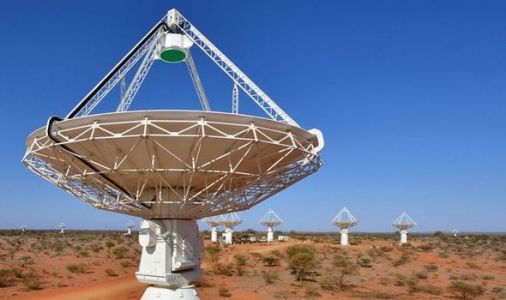 Space mystery: Scientists spot 'unexpected class of astronomical objects'