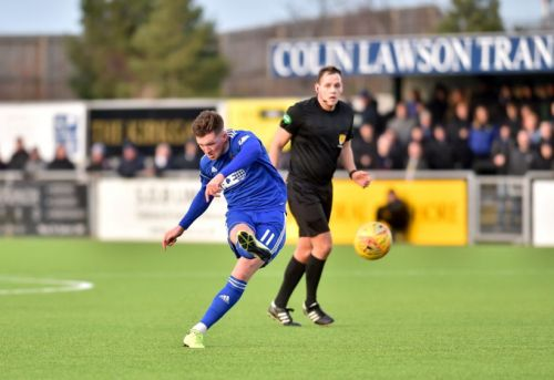 Jamie Masson remains on goal trail as Cove Rangers chase breathing space at League 2 summit