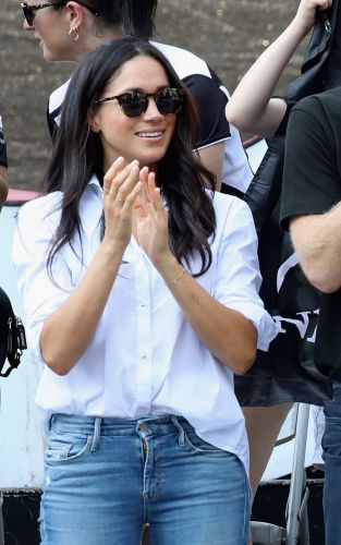 John Humphrys is right, men could do with taking a lesson from the Duchess of Sussex in the art of the French tuck