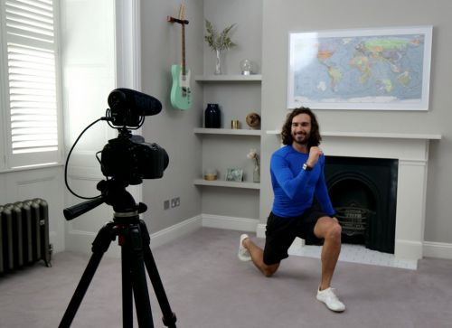 Joe Wicks turns down TV offers to keep workout open to everyone