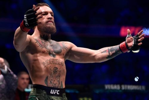 Conor McGregor v Donald Cerrone result: The Notorious wins UFC comeback fight in less than ONE MINUTE