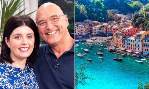 Masterchef's Gregg Wallace reveals the sweet reason this five-star Italian hotel is his favourite