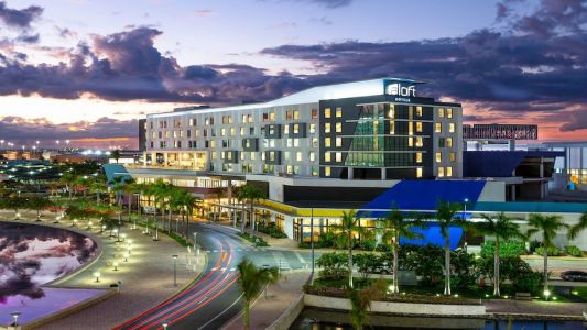 Marriott's Aloft Hotels makes Caribbean debut in Puerto Rico