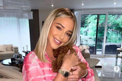 Real Housewives of Cheshire's Dawn Ward's daughter Taylor spends £1,400 on dog accessories