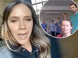 Victoria Beckham says she feels 'humbled' as she FaceTimes NHS staff