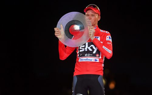 Chris Froome to be declared 2011 Vuelta a Espana winner after Juan Jose Cobo excluded for doping