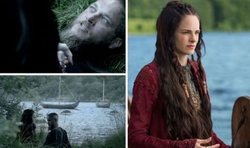 Vikings: Why was the sex scene between Ragnar and Queen Kwenthrith cut? Actress opens up
