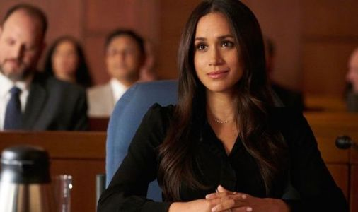 Meghan Markle gets final goodbye from Suits stars in showstopper cameo line