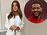 Georgia Steel 'spotted on date with Leeds United's Tyler Roberts' after Callum Izzard split
