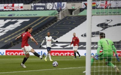 """These furious Man United fans slam """"completely broken"""" VAR over disallowed goal with decision branded """"absolutely embarrassing"""""""